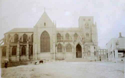 Walcourt, la basilique